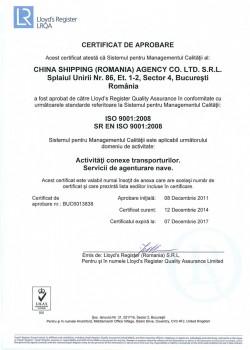 ISO 9001ro